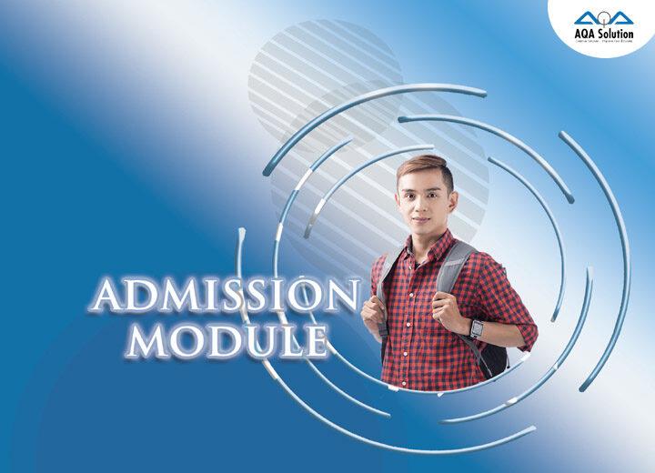 ERP Cloud Software Admission Module