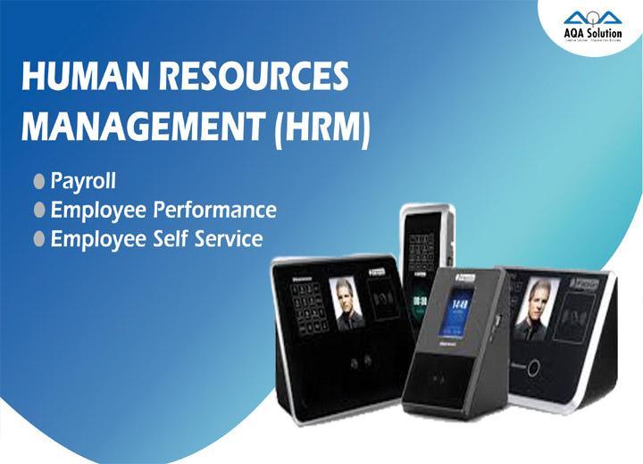 ERP Cloud Software Human Resources Management (HRM)