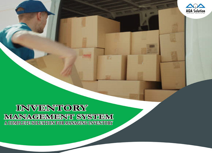 ERP Cloud Software Inventory System