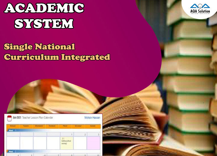 ERP Cloud Software Academic System