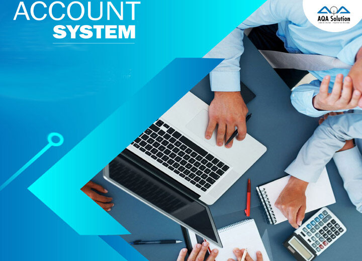 ERP Cloud Software Account System