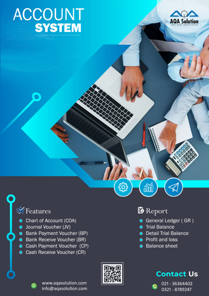 ERP Cloud Software Accounts System