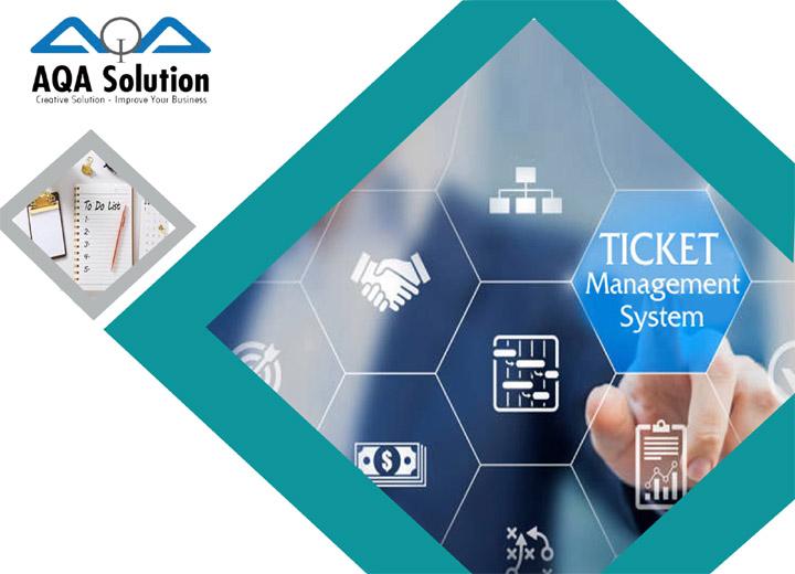 ERP Cloud Ticket Management System
