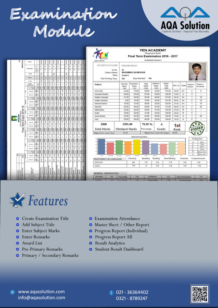 ERP Cloud Software Examination Module