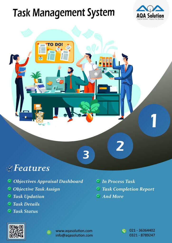 ERP Cloud Software Task Management System